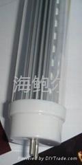 LED双面发光日光灯管