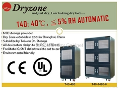 Baking Dry cabinet, Auto Dry Cabinet