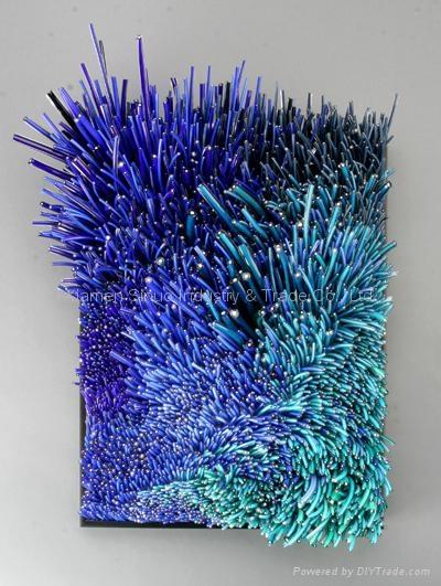Unique Design Murano Glass Sculpture N0495 Xnart