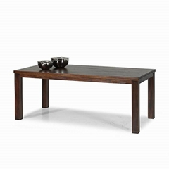 wooden Dining table- Acacia furniture