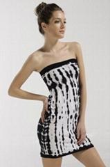 seamless dress  fashion trend Nylon