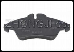 benz sprinter brake pad 0024203920