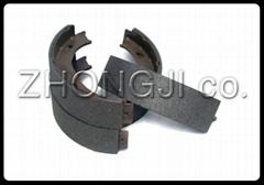 benz brake shoes 0024205820