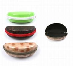 professional produce colorful cloth EVA glasses case&sunglasses case