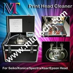 Print Head Cleaning Machine