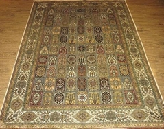 Top Quality Hand Knotted Silk Carpet