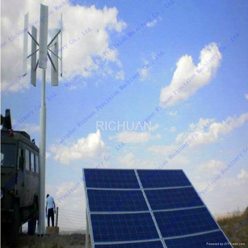 5000 watt wnd turbine for home use - RCVA-5kw - RICHUAN