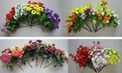 artificial flower bush
