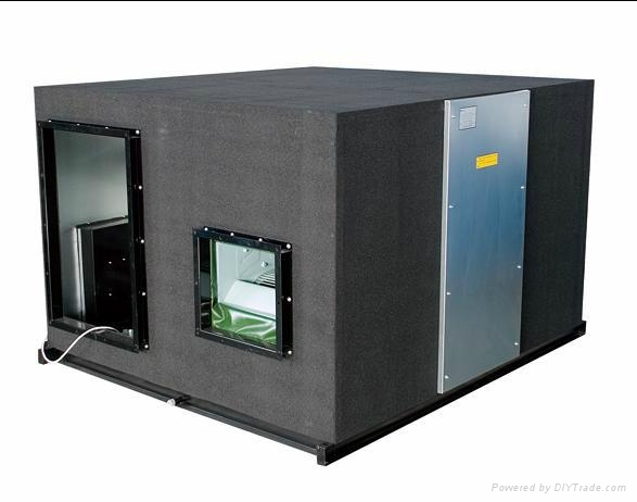 一體式系列全熱交換器空氣淨化器 1