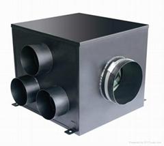 單向流新風系統管道式S系列新風換氣機