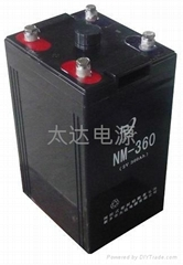 GFM-400 阀控式密封铅酸蓄电池