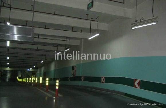 停車場LED感應日光燈管 2