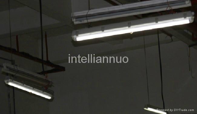 停車場LED感應日光燈管 3