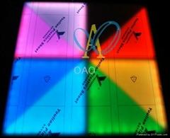 LED dance floor light