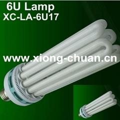 Electronic energy saving lamp