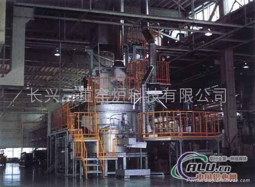 快速集中式熔铝炉 1