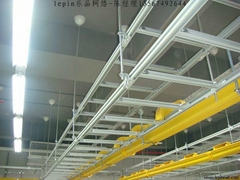 LP-ZXJ--L-DXDX  4C 型铝合金走线架