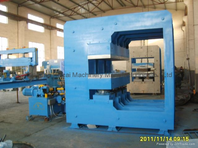 Ring Rubber Machine 1
