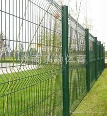 体育场围网护栏