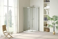 Shower Enclosure Tempered Glass
