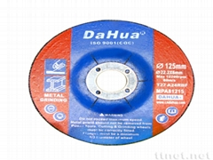 cut off disc for stainless steel