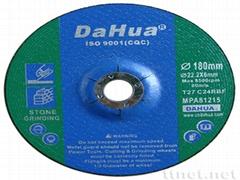 grinding wheel for stone