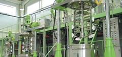 Vacuum Emulsfying Homogeneous Mixer