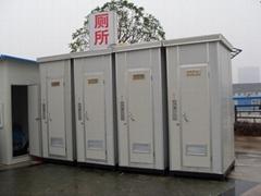 供应;租售移动环保厕所