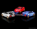 Factory Price New Lamborghini Car Shape 2.4G wireless mouse