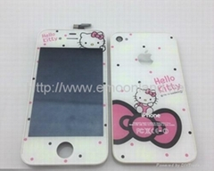 Apple iPhone 4 4g & 4S Hello Kitty Lcd with Touch Screen Assembly