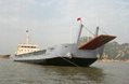 10500 tons of self propelled barge