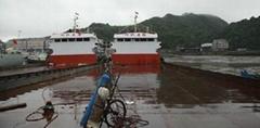 1800ton self-propeller barge