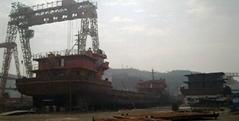 2000噸LCT甲板運輸船