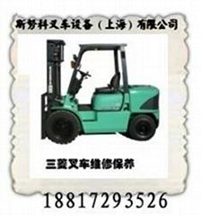 上海三菱叉車