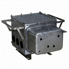ZW20-12户外柱上高压真空断路器壳体