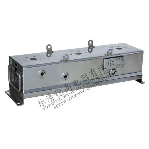 ZW32-12真空断路器永磁机构不锈钢壳体 1