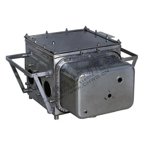 VSP5-12户外六氟化硫负荷开关不锈钢壳体 1