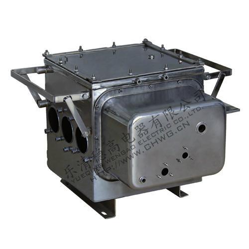 FZW28-12稳高柱上负荷开关不锈钢壳体 1