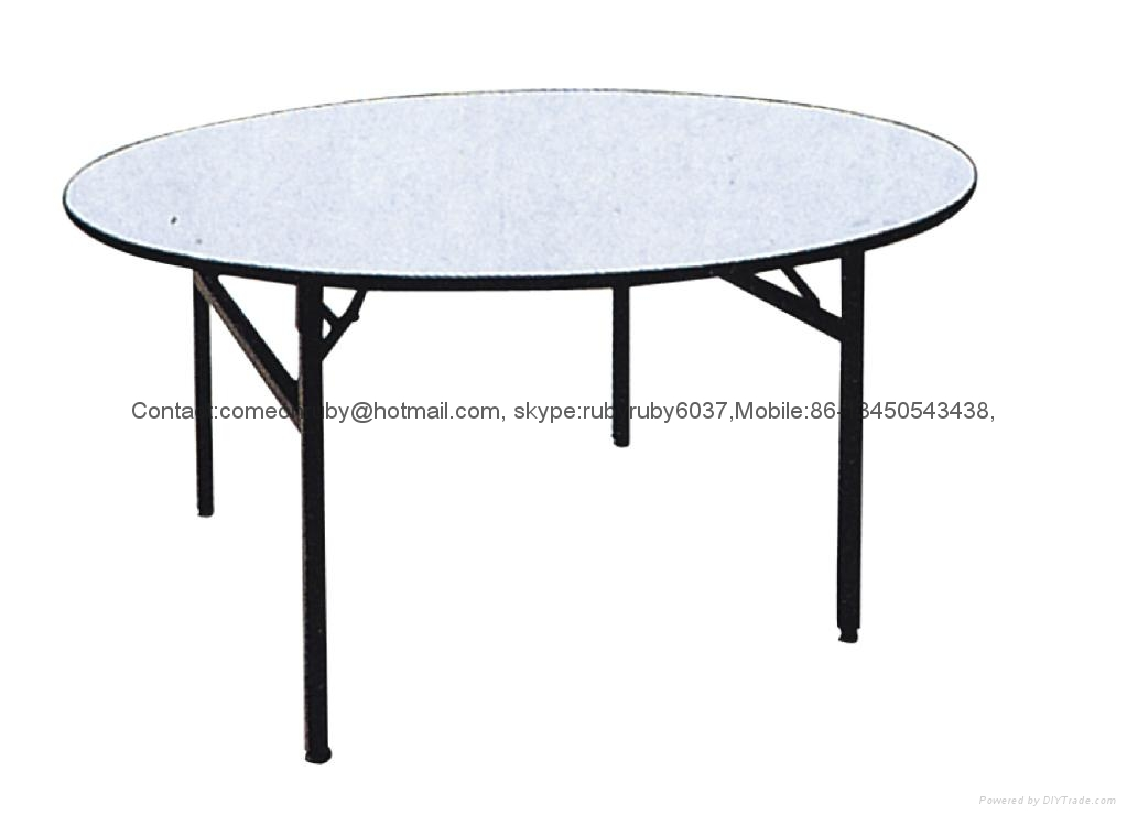 Banquet Folding Table E019 Jiangqin China  : BanquetFoldingTable from www.diytrade.com size 1023 x 740 jpeg 99kB