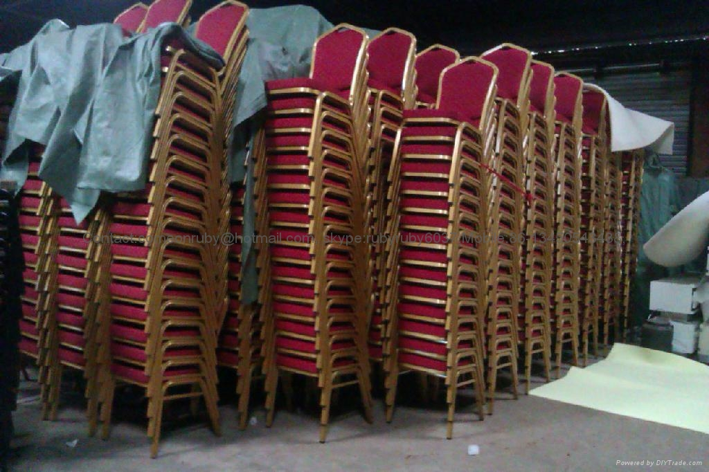 Banquet Chair  Stacking Chair ,Stackable Banquet Chair 2