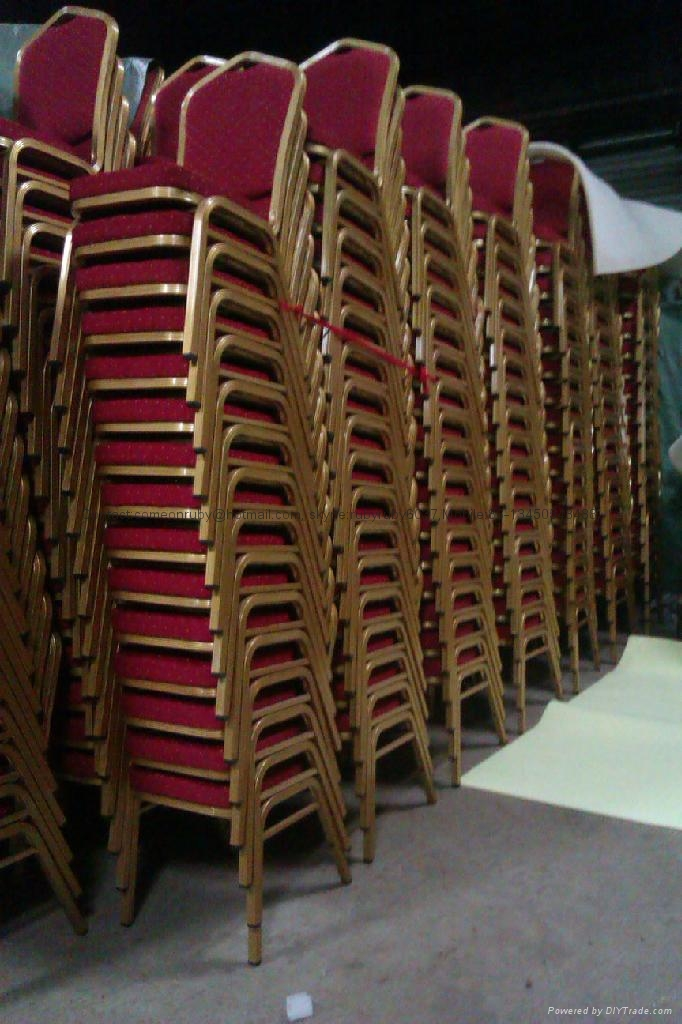 Banquet Chair  Stacking Chair ,Stackable Banquet Chair 3