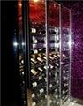蒙帝罗不锈钢酒架 4