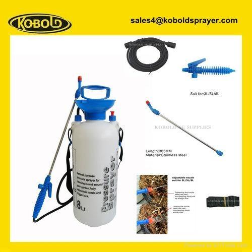 8L garden sprayer 1