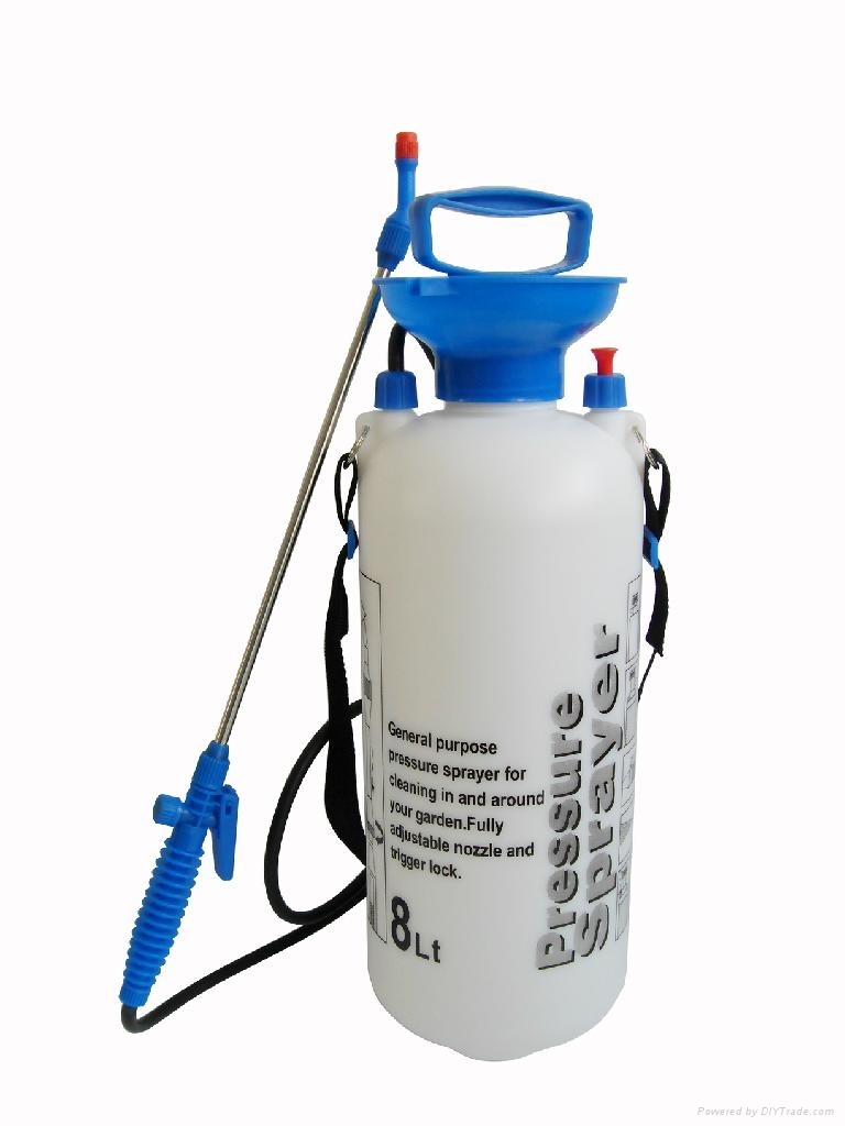 8L garden sprayer 2