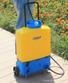 16L electric sprayer with wheels