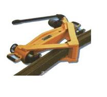 液壓水平雙鉤彎軌機