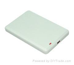 RFID HF Desktop Reader/ Writer ISO14443A Protocol MFI reader USB