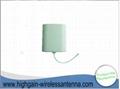 3G PHS PCS wall mount panel antenna
