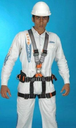 Full Body Safety Harness 1