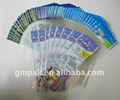 opp self adhesive plastic bags with header  1